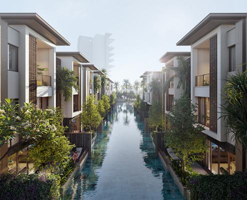 thumnail row villas
